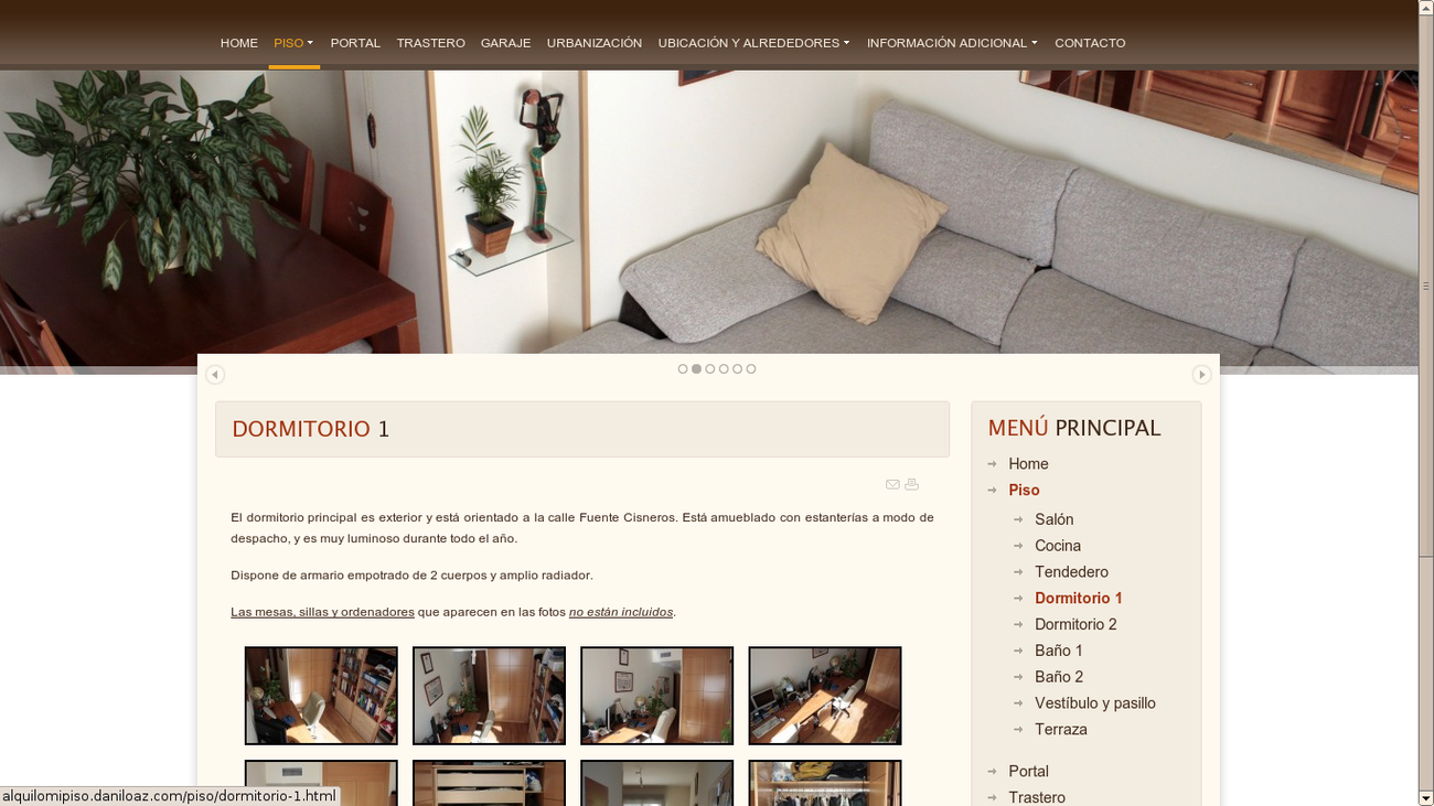 for Paginas web alquiler pisos