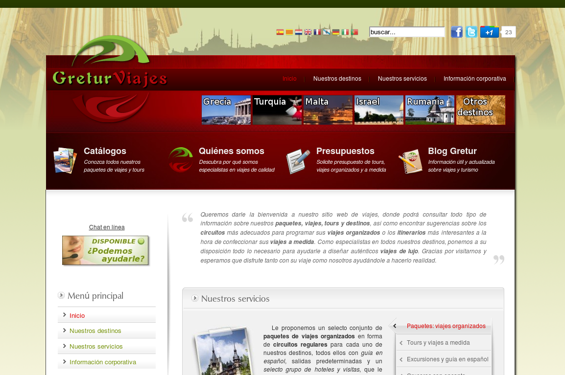 www.greturviajes.com