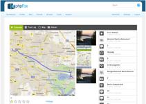 Tour books integration inside phpFox