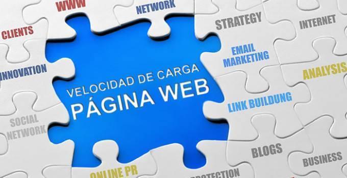 Velocidad de carga de páginas web: una importante pieza del puzzle