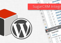 SugarCRM-Wordpress integration
