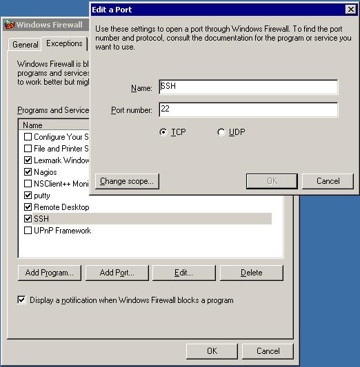 How to create a Windows SSH server | daniloaz com