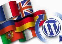 Wordpress multilingual site with qTranslate