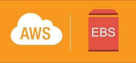 Logo AWS EBS