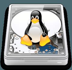 Linux disk partition